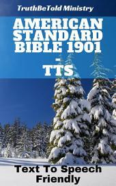 American Standard Bible 1901 - TTS: Text To Speech Friendly