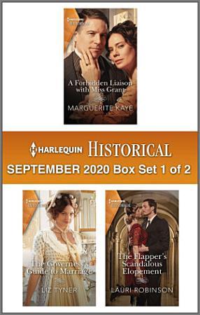 Harlequin Historical September 2020   Box Set 1 of 2 PDF