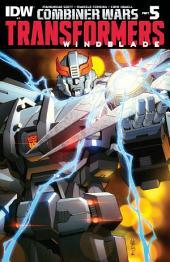 Transformers: Windblade Vol. 2 #3 - Combiner Wars