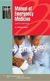 Manual of Emergency Medicine: Edition 6