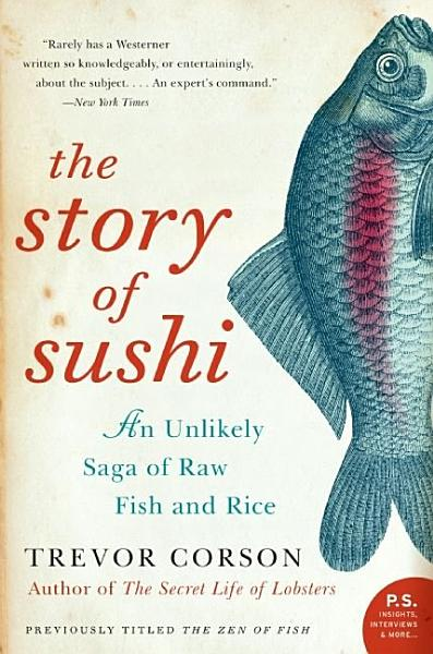 Download The Story of Sushi Book
