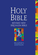 The Revised New Jerusalem Bible PDF