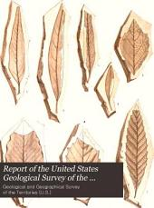 Report of the United States Geological Survey of the Territories: Volume 6