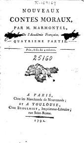 Nouveaux contes moraux: Volumes1à2