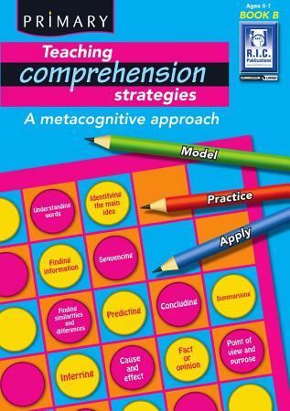 Teaching Comprehension Strategies  6 7 years PDF