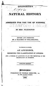 Goldsmith's Natural History