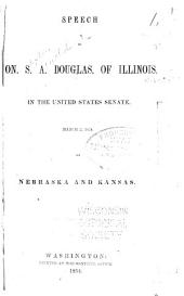 Speech of Hon. S. A. Douglas, of Illinois, in the United States Senate, March 3, 1854, on Nebraska and Kansas: Issue 35