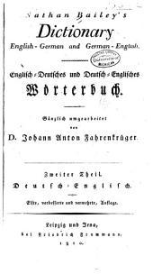 th. Deutsch-englisch