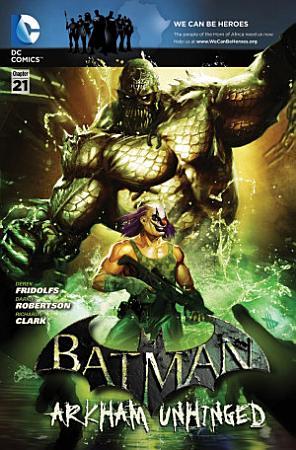 Batman  Arkham Unhinged  21 PDF