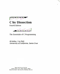 C by Dissection PDF