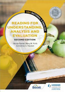National 5 English  Reading for Understanding  Analysis and Evaluation  Second Edition PDF