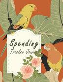 Spending Tracker Journal PDF