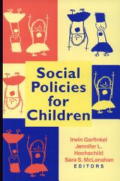 Social Policies for Children