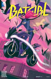 Batgirl (2011-) #47