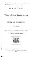 Michigan Manual PDF