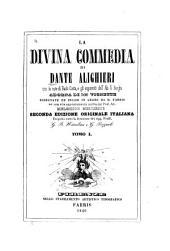 La divina commedia con le note di Paolo Costa: Della prima e principale allegoria del poema di Dante, discorso di P. Fraticelli. L'inferno. 1840