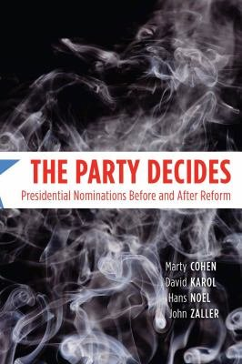 Download The Party Decides Book