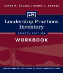 Lpi Leadership Practices Inventory Workbook Book PDF