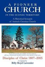 A Pioneer Church in the Oconee Territory