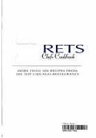 Secrets of Chicago Chefs Cookbook PDF