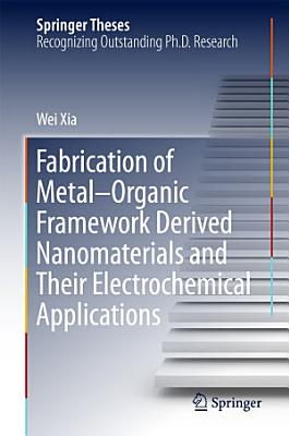 Fabrication of Metal–Organic Framework Derived Nanomaterials and Their Electrochemical Applications