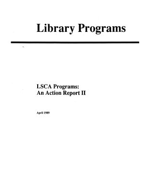 LSCA Programs PDF