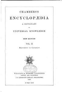 Chamber s Encyclop  dia PDF