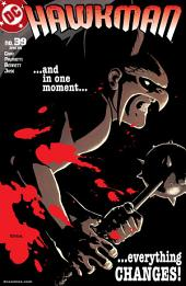 Hawkman (2002-) #39