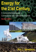 Energy for the 21st Century PDF