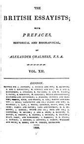 The British Essayists: Volume 12