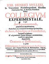 Collegium Experimentale
