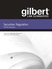 Gilbert Law Summaries on Securities Regulation, 7th: Edition 7