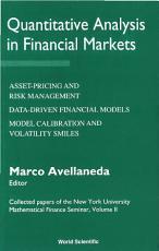 Quantitative Analysis in Financial Markets PDF