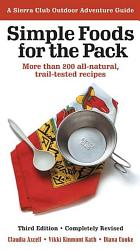 Simple Foods For The Pack Book PDF