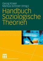 Handbuch Soziologische Theorien PDF