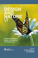 Design and Nature VI