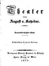 Theater: Bände 33-34