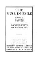 The Muse in Exile PDF