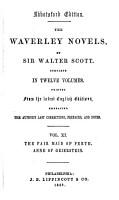The Waverley Novels  St  Valentine s day  Anne of Geierstein PDF