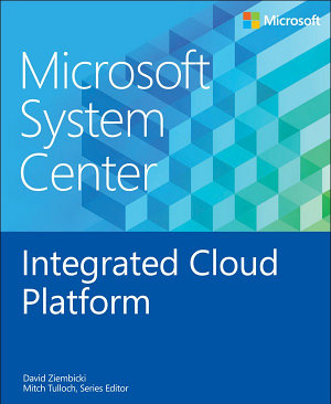 Microsoft System Center Integrated Cloud Platform PDF