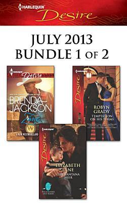 Harlequin Desire July 2013   Bundle 1 of 2