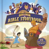 Bibleman Bible Storybook  padded  PDF