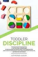 Toddler Discipline PDF