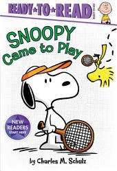 Snoopy Came to Play