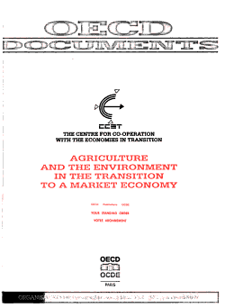 Agriculture and the Environment in the Transition to a Market Economy PDF