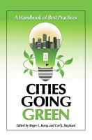 Cities Going Green PDF