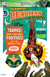 Flashpoint: Deadman and the Flying Graysons (2011-) #1