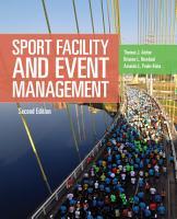 Sport Facility   Event Management PDF