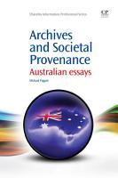 Archives and Societal Provenance PDF