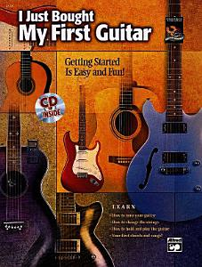 I Just Bought My First Guitar Book